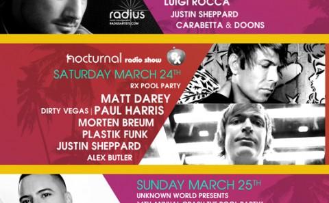 RX Music Week 2 - 23-24-25