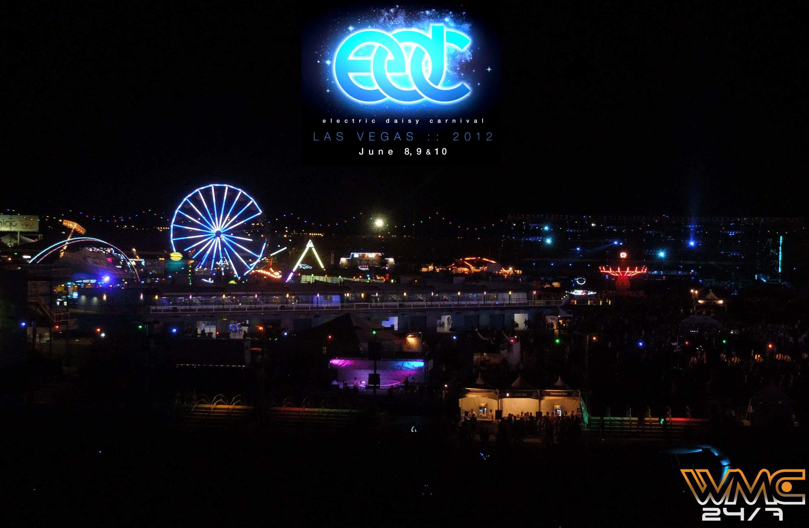 EDC Las Vegas - 2012