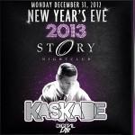 Kaskade 2012 - Story - New Years Eve Miami