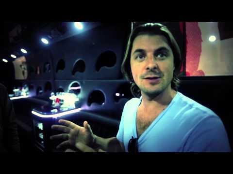 Thomas Gold – Fanfare Bus Miami – Miami Music Week 2013