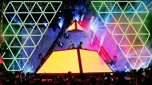 Daft Punk-The Pyramid