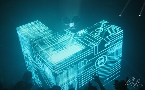 Deadmau5-The Cube