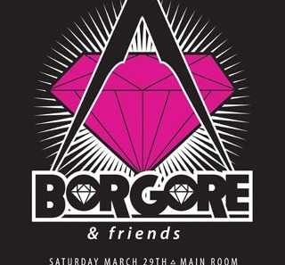 Borgore and Friends Space Miami