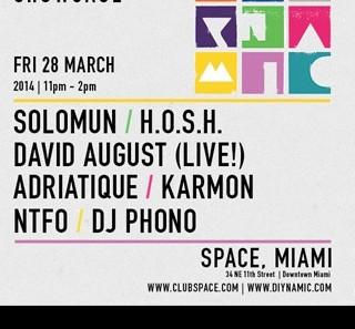 Diynamic Showcase Space Miami